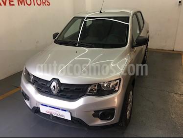 Renault Kwid Life usado (2018) color Gris precio $560.000