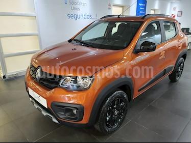 Renault Kwid Outsider usado (2020) color Naranja precio $597.000