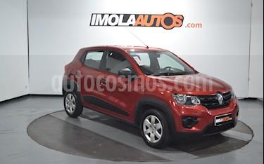 Renault Kwid Zen usado (2018) color Rojo Fuego precio $495.000