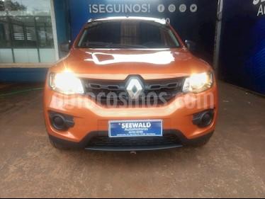 Renault Kwid Zen usado (2018) color Bronce precio $690.000