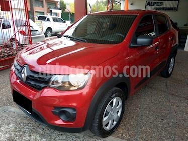 Renault Kwid Zen usado (2019) color Rojo precio $550.000
