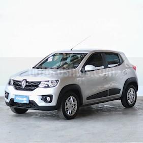 Renault Kwid Intens usado (2018) color Gris precio $540.000