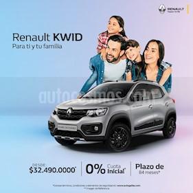 Renault Kwid Life  nuevo color Plata precio $32.790.000
