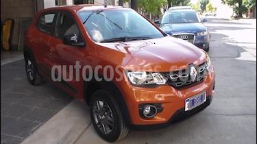 Foto venta Auto usado Renault Kwid Iconic (2018) color Naranja Metalico precio $429.900