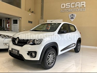 Foto venta Auto usado Renault Kwid Iconic (2019) color Blanco Glaciar precio $399.000