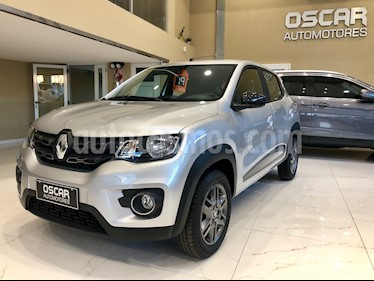 Foto venta Auto usado Renault Kwid Iconic (2019) color Gris Estrella precio $399.000