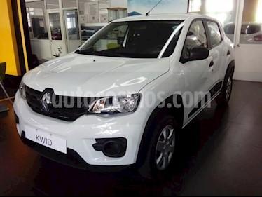 Foto venta Auto usado Renault Kwid Intens (2019) color Blanco precio $390.000