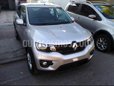Foto venta Auto usado Renault Kwid Intens (2019) color Gris Claro precio $390.000