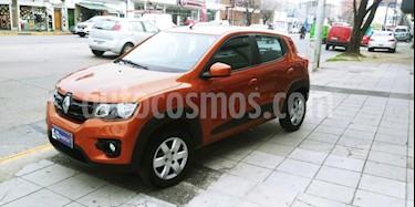 Renault Kwid Intens usado (2018) color Naranja precio $250.000