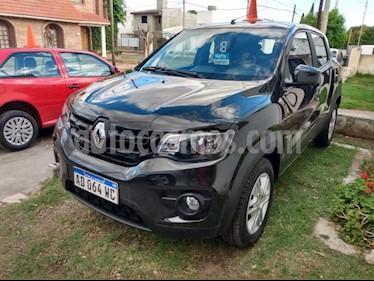 Renault Kwid Intens usado (2018) color Negro precio $430.000