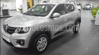 Renault Kwid Intens usado (2019) color Gris Claro precio $630.000