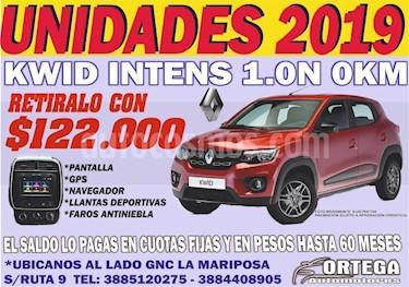 Foto venta Auto usado Renault Kwid Intens (2018) color Naranja precio $429.200