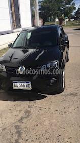 Renault Kwid Intens usado (2018) color Negro precio $340.000