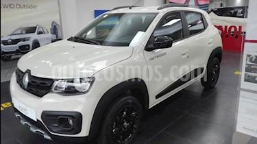 Renault Kwid Life usado (2019) color Blanco precio $665.000