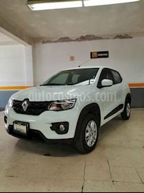 Renault Kwid 5p Iconic usado (2019) color Blanco precio $169,000