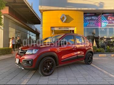 Renault Kwid Outsider usado (2019) color Rojo Fuego precio $175,000