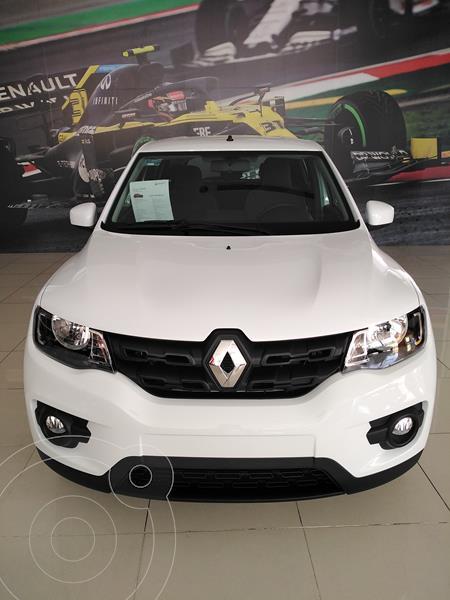 Foto Renault Kwid Iconic nuevo color Blanco Glaciar precio $200,700
