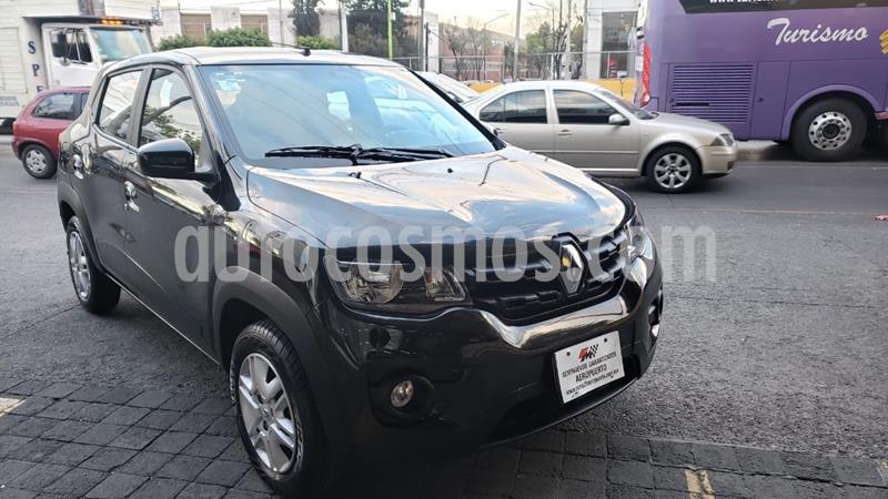 Renault Kwid Iconic usado (2019) color Negro Nacarado precio $168,000