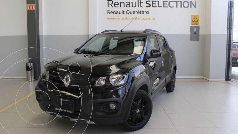 Foto Renault Kwid Outsider usado (2019) color Negro precio $195,000