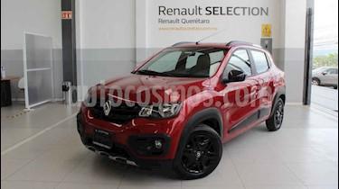 Renault Kwid Outsider usado (2019) color Rojo precio $195,000