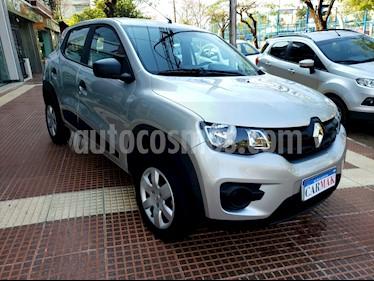 Foto venta Auto usado Renault Kwid Zen (2019) color Gris precio $539.990