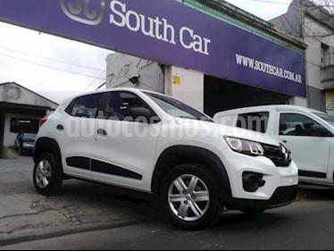 Foto venta Auto usado Renault Kwid Zen (2019) color Blanco precio $405.000