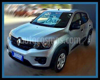Renault Kwid Zen usado (2019) color Gris Claro precio $705.000