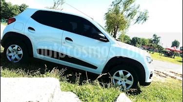 Foto venta Auto usado Renault Kwid Zen (2018) color Blanco Glaciar precio $350.000