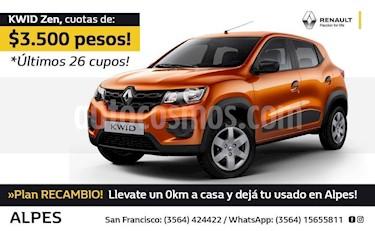 Foto venta Auto Usado Renault Kwid Zen (2018) precio $3.500