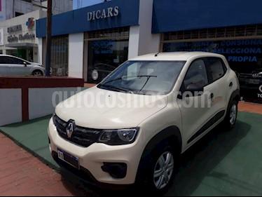 Renault Kwid Zen usado (2019) color Blanco precio $515.000