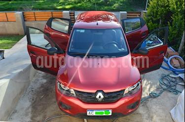 Foto venta Auto usado Renault Kwid Zen (2018) color Rojo Fuego precio $315.000