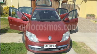 Renault Laguna lll 2.0 Expression usado (2009) color Rojo precio $2.600.000