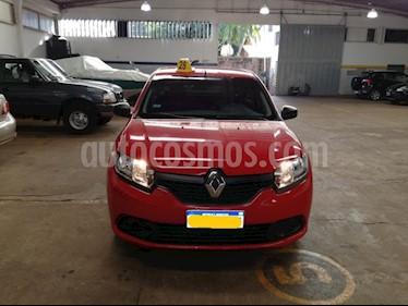 Foto venta Auto usado Renault Logan - (2018) color Rojo precio $490.000
