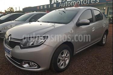 Foto venta Auto usado Renault Logan - (2016) color Gris Plata  precio $415.000