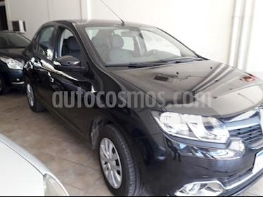Foto venta Auto Usado Renault Logan - (2017) color Negro precio $380.000