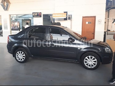 Foto venta Carro usado Renault Logan 1.4L Familier Ac (2012) color Gris Eclipse precio $15.000.000