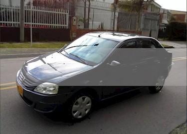 Foto venta Carro usado Renault Logan 1.4L Familier (2012) color Negro precio $20.900.000