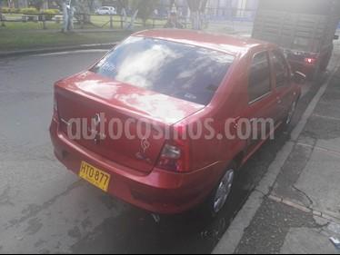 Foto venta Carro usado Renault Logan 1.4L Familier (2014) color Rojo precio $19.600.000