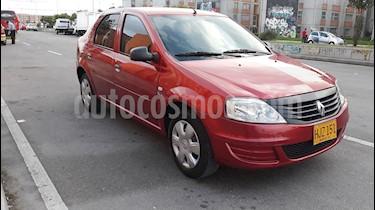 Foto venta Carro usado Renault Logan 1.4L Familier (2014) color Rojo precio $17.800.000