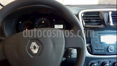 Foto Renault Logan 1.6 Authentique Pack I usado (2016) color Azul precio $340.000