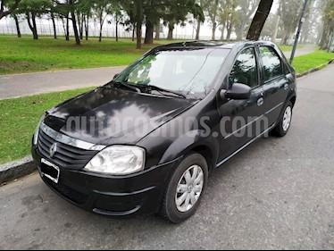Foto venta Auto usado Renault Logan 1.6 Authentique Pack I (2013) color Negro precio $115.000
