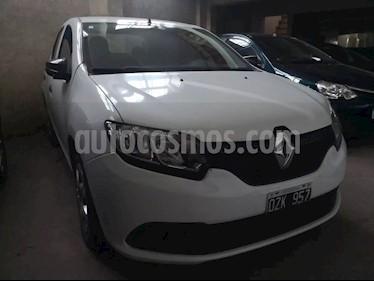 Foto venta Auto usado Renault Logan 1.6 Authentique Plus (2015) color Blanco Glaciar precio $255.000