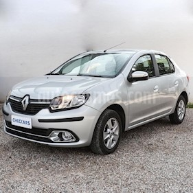 Foto venta Auto usado Renault Logan 1.6 Base (2017) color Gris Claro precio $480.000