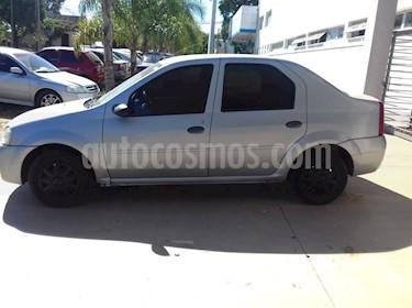Foto venta Auto usado Renault Logan 1.6 Base (2008) color Gris Eclipse precio $125.000