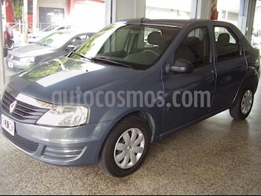 Foto venta Auto usado Renault Logan 1.6 Confort Pack I (2013) color Gris Acero precio $240.000