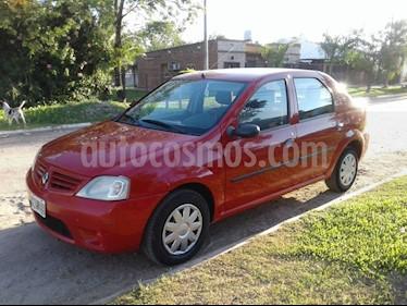 Foto venta Auto usado Renault Logan 1.6 Confort (2008) color Rojo precio $135.000