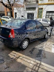 Foto venta Auto usado Renault Logan 1.6 Confort (2009) color Azul precio $125.000