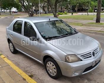 Foto venta Auto usado Renault Logan 1.6 Confort (2008) color Gris precio $138.000