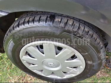 Foto venta Auto usado Renault Logan 1.6 Confort (2008) color Gris Eclipse precio $115.000