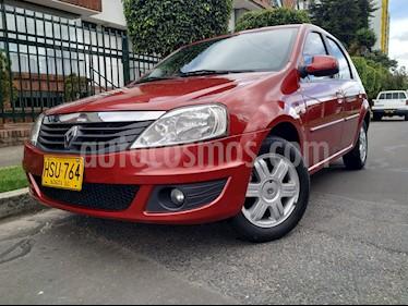 Foto venta Carro usado Renault Logan 1.6 Dynamique AA Mec 4P (2014) color Rojo precio $22.900.000